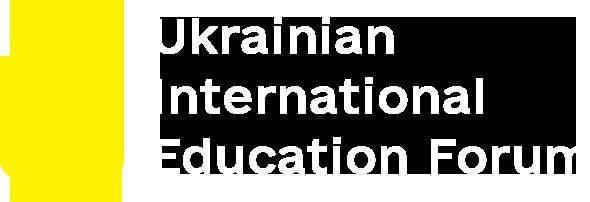 Ukrainian International Education Forum logo